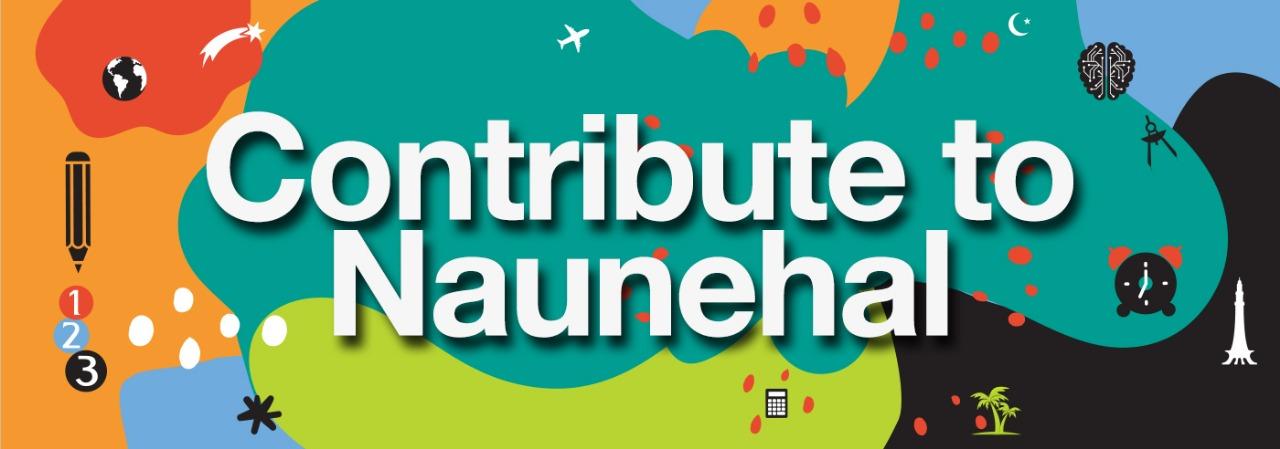 contribute to naunehal