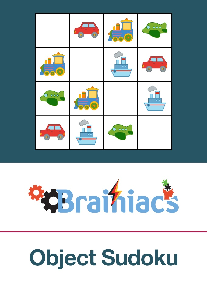 Brainiacs-Sudoku