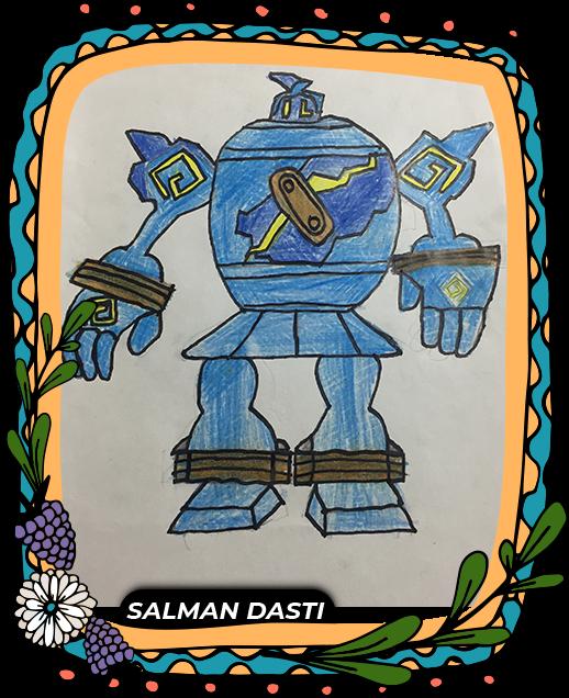 Salman Dasti
